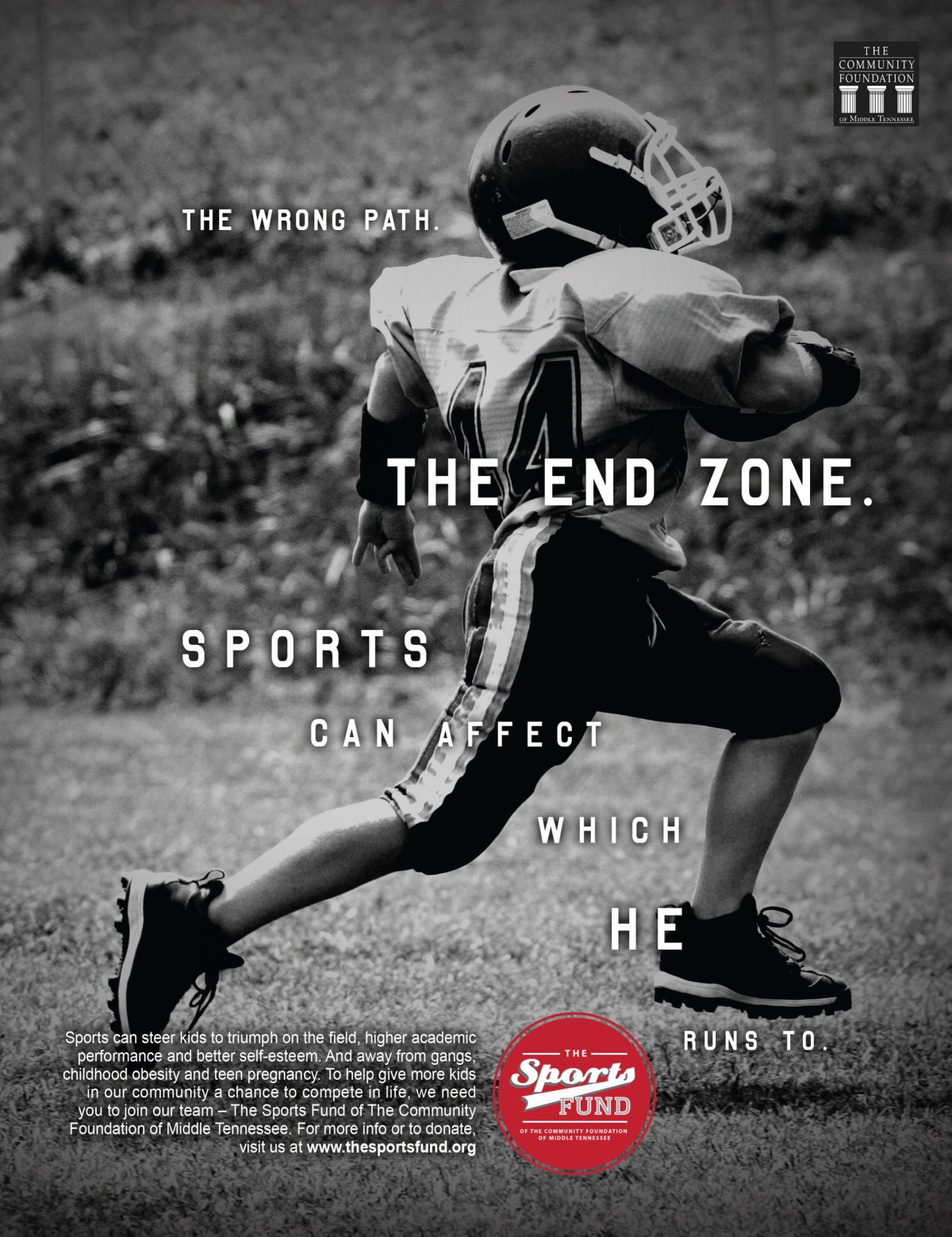 The Sports Fund Ad - Tennessee Titans